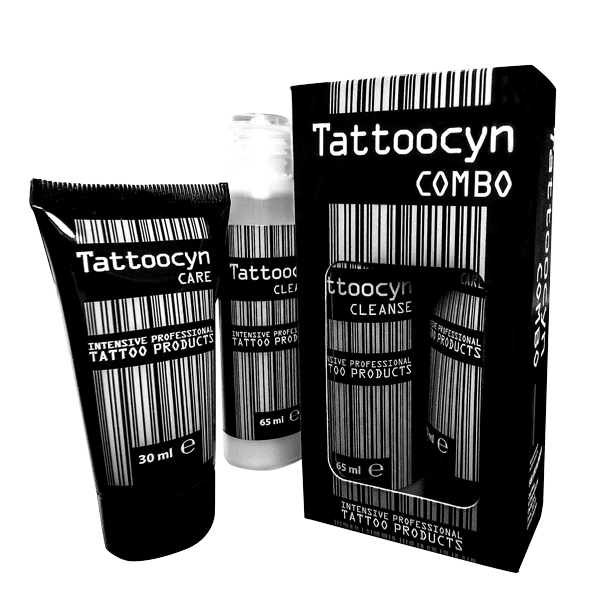 Tattoocyn Combo Product Shot