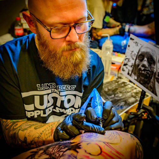 Tattoocyn Pro-Team Member - Jacob Pedersen
